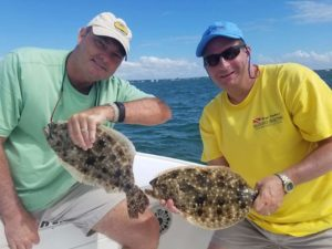 flounder on st. pete beach
